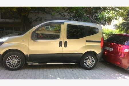 Kiralık Citroën Nemo , İstanbul Bağcılar