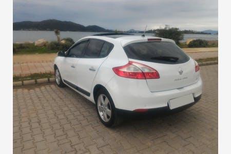 Kiralık Renault Megane , Muğla Fethiye
