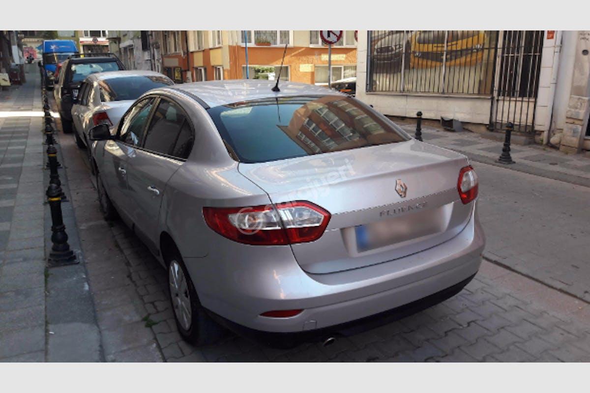 Renault Fluence Kadıköy Kiralık Araç 4. Fotoğraf