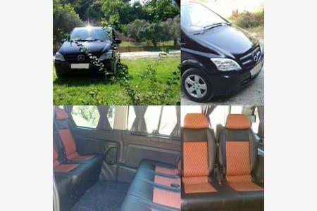 Kiralık Mercedes - Benz Vito 2012 , İstanbul Eyüp