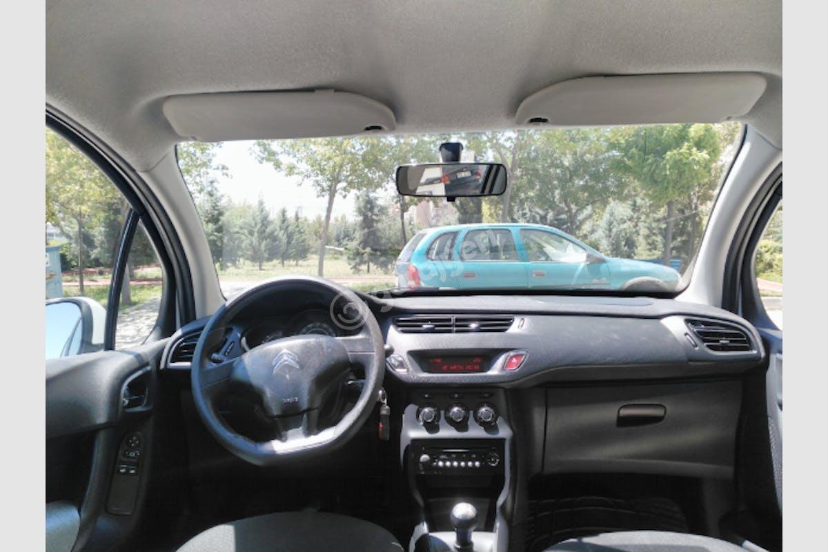 Citroën C3 Etimesgut Kiralık Araç 2. Fotoğraf