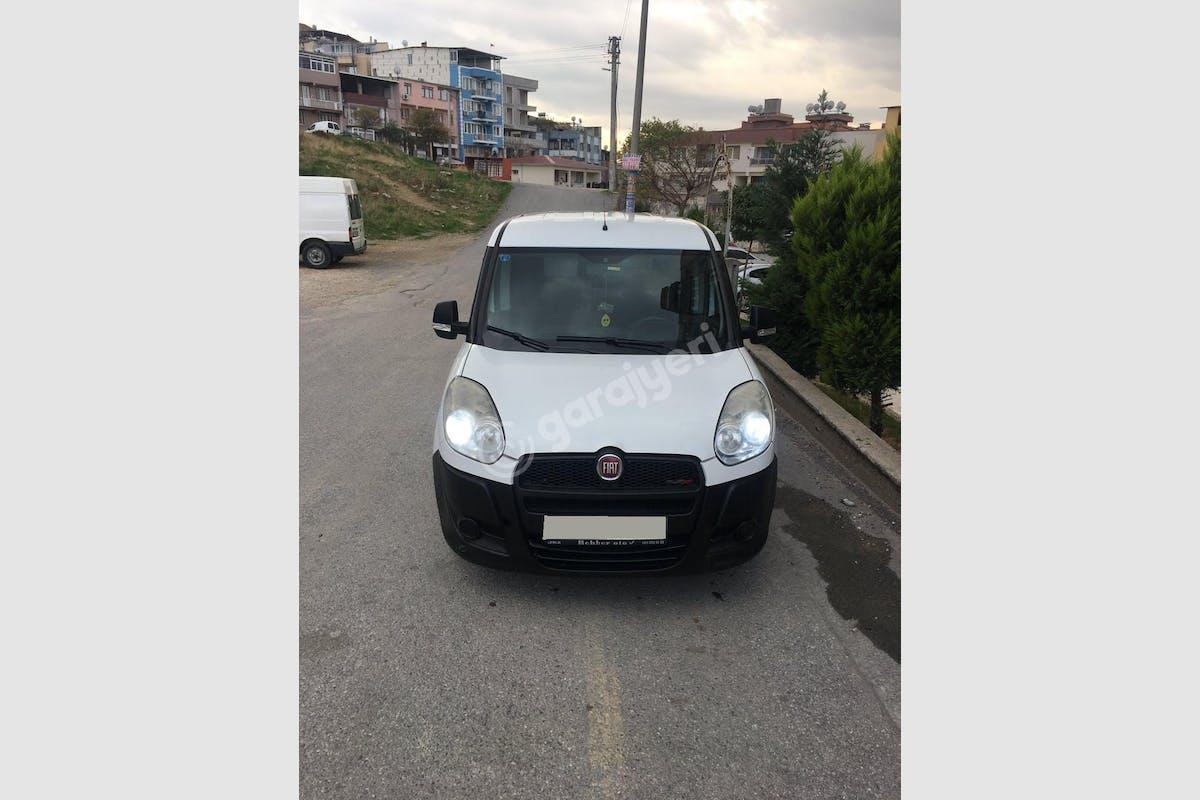 Fiat Doblo Karabağlar Kiralık Araç 2. Fotoğraf