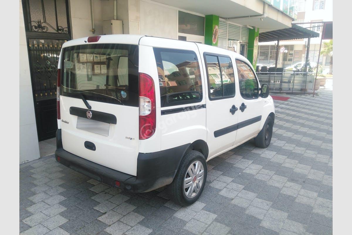 Fiat Doblo Pendik Kiralık Araç 3. Fotoğraf