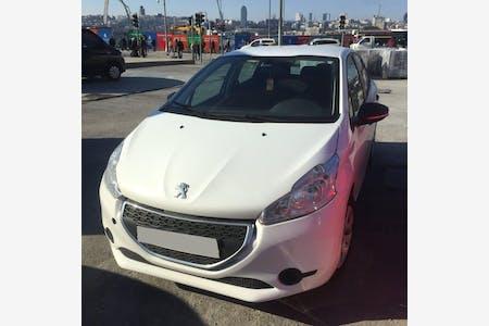 Kiralık Peugeot 208 2014 , İstanbul Maltepe