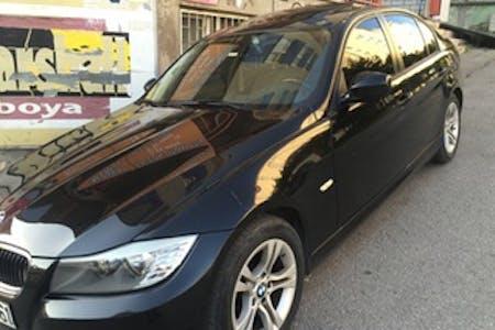 Kiralık BMW 3 , İstanbul Maltepe