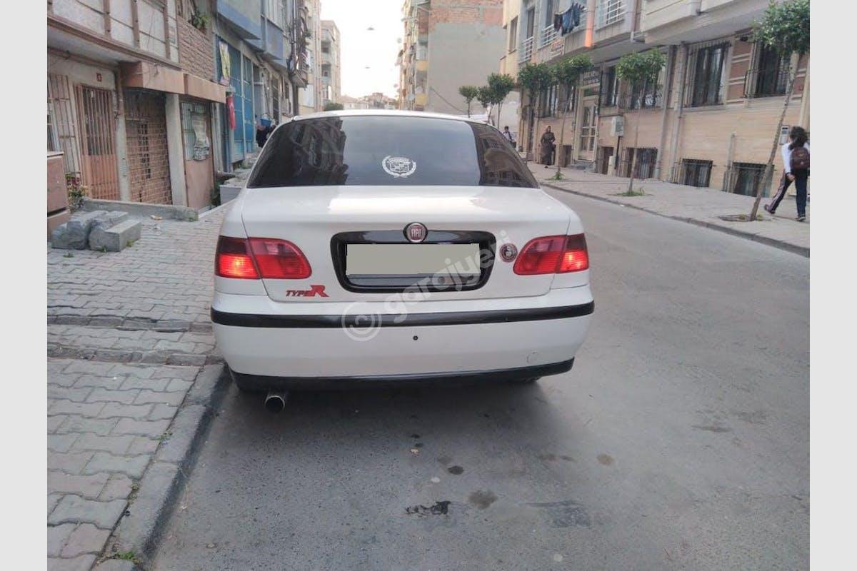 Fiat Albea Esenler Kiralık Araç 3. Fotoğraf