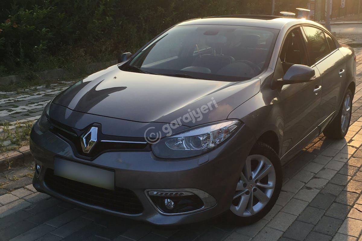 Renault Fluence Üsküdar Kiralık Araç 1. Fotoğraf