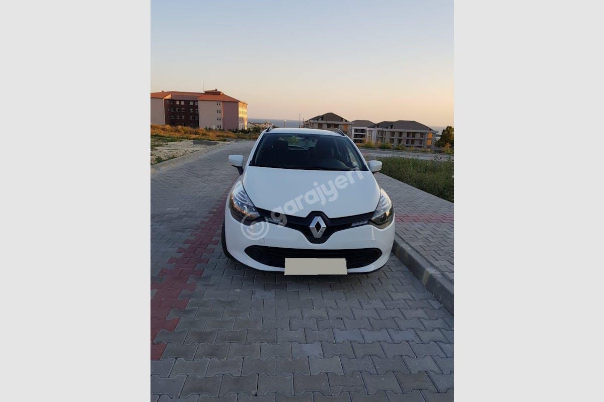 Renault Clio Büyükçekmece Kiralık Araç 2. Fotoğraf
