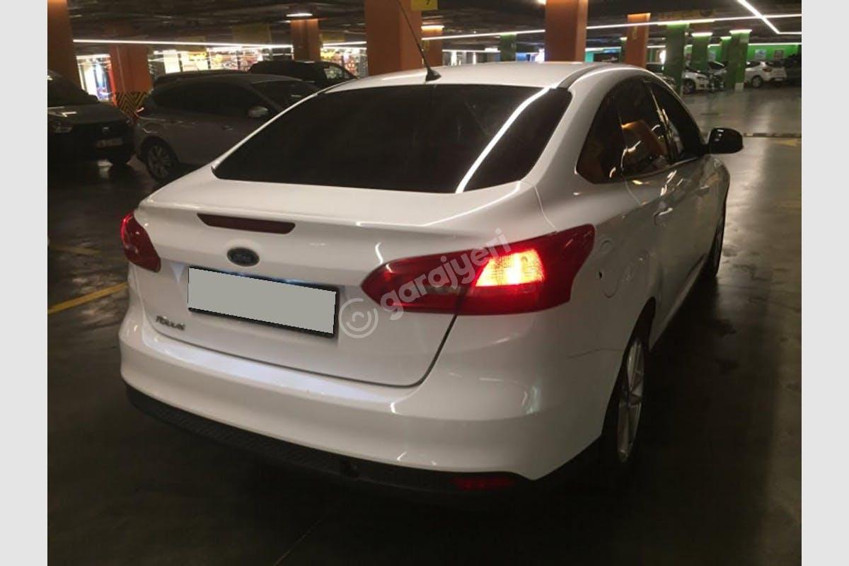 Ford Focus Üsküdar Kiralık Araç 8. Fotoğraf