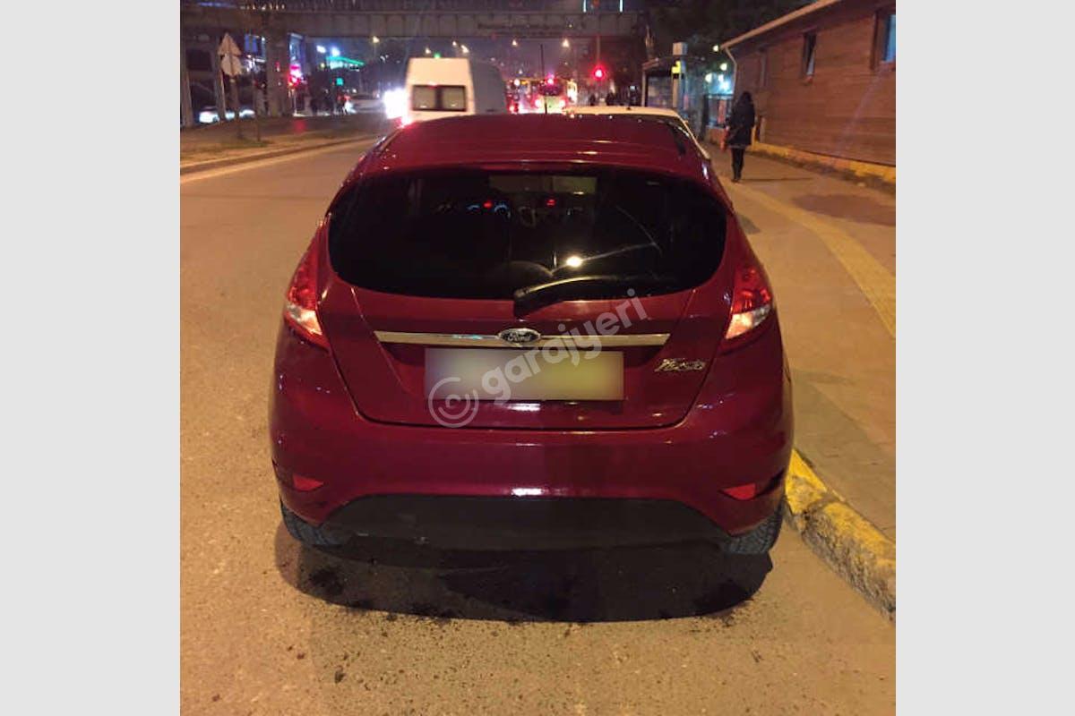 Ford Fiesta Eyüp Kiralık Araç 1. Fotoğraf
