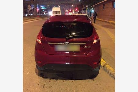Kiralık Ford Fiesta , İstanbul Eyüp