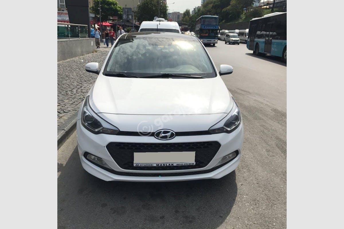 Hyundai i20 Şişli Kiralık Araç 3. Fotoğraf
