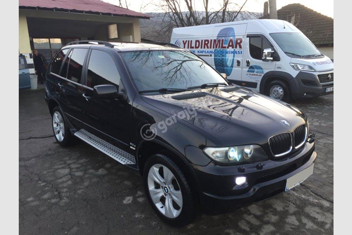 BMW X5 Kağıthane Kiralık Araç 4. Fotoğraf
