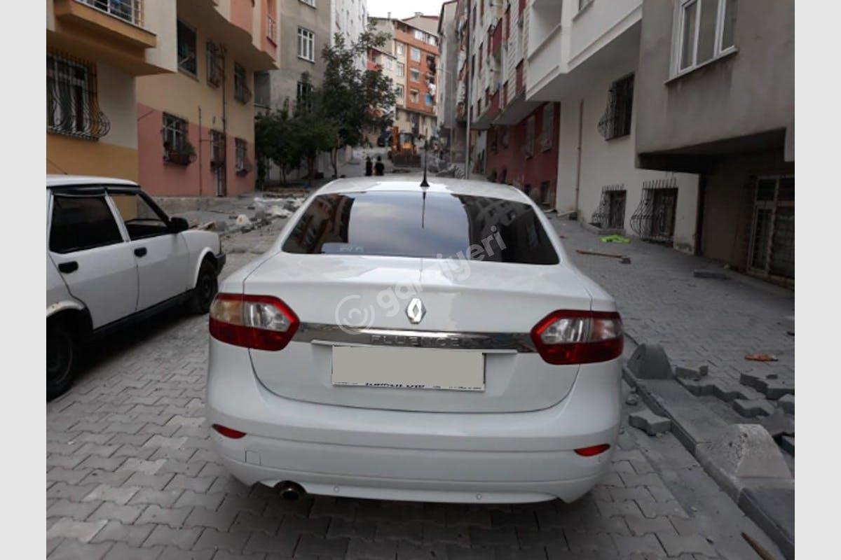 Renault Fluence Esenyurt Kiralık Araç 1. Fotoğraf