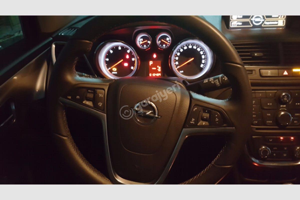 Opel Mokka Eyüp Kiralık Araç 4. Fotoğraf