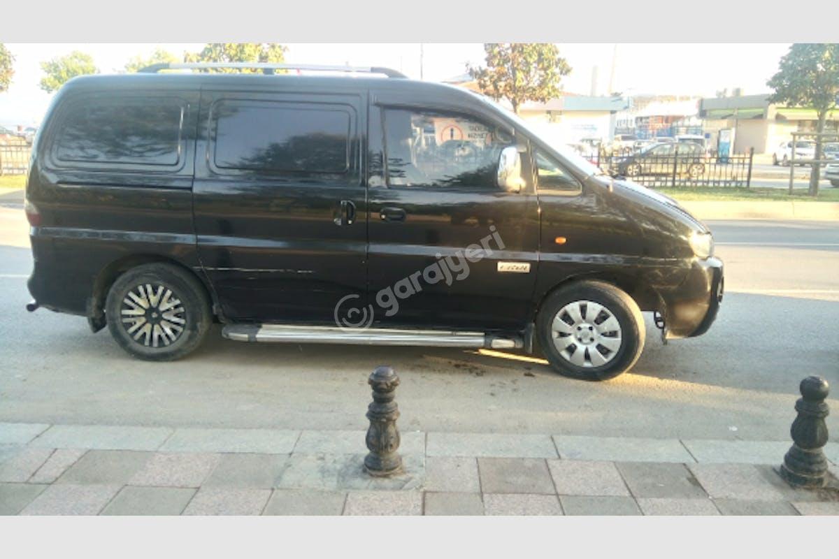 Hyundai Starex Kartal Kiralık Araç 2. Fotoğraf