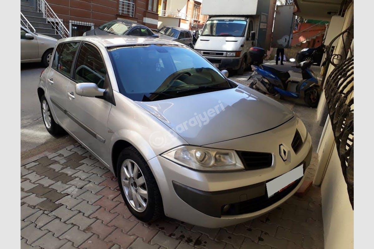 Renault Megane Maltepe Kiralık Araç 2. Fotoğraf