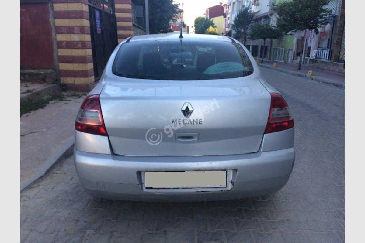 Renault Megane Fatih Kiralık Araç 2. Fotoğraf