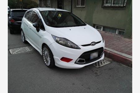 Kiralık Ford Fiesta , İstanbul Avcılar