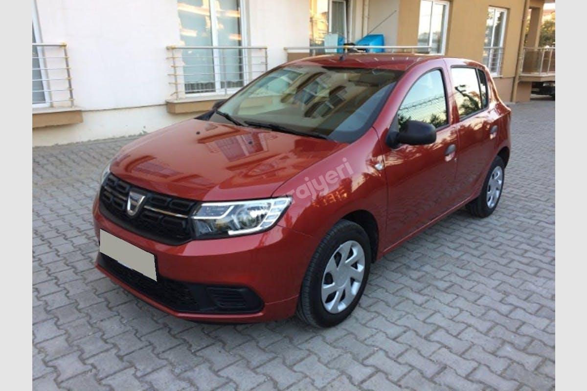 Dacia Sandero Osmangazi Kiralık Araç 1. Fotoğraf