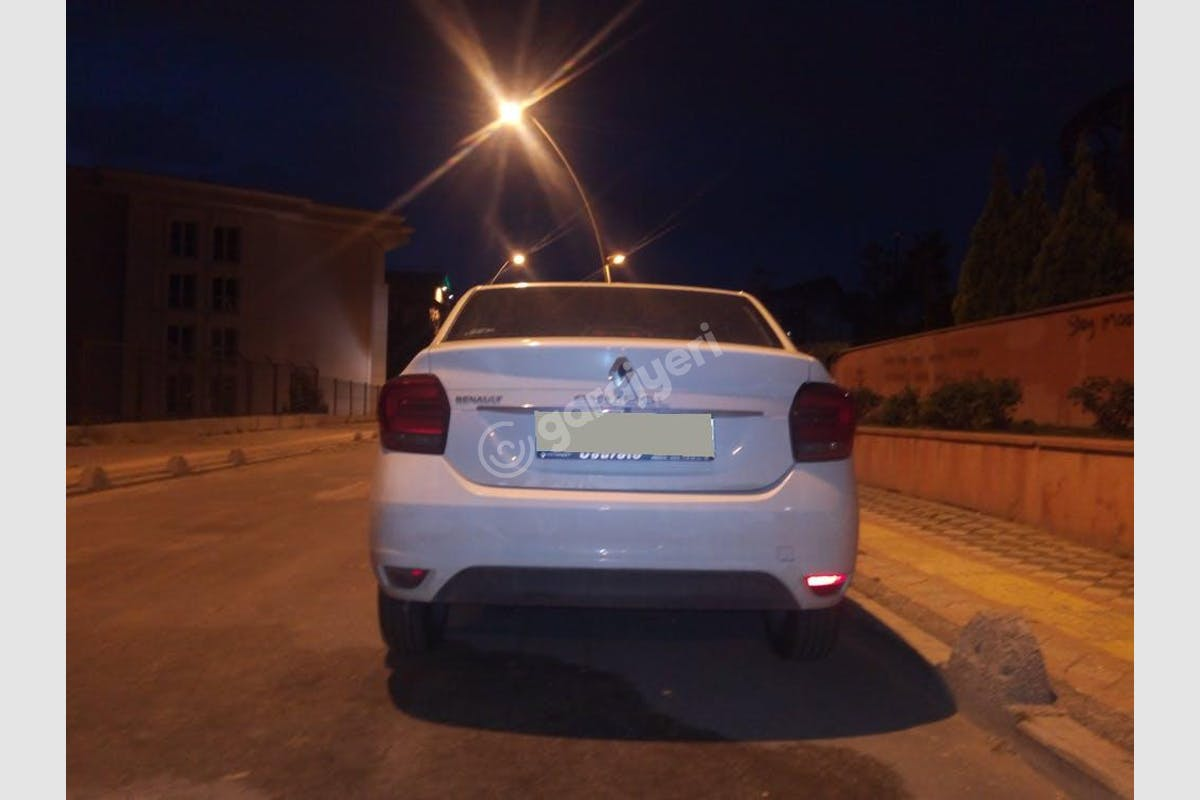 Renault Symbol Kağıthane Kiralık Araç 1. Fotoğraf