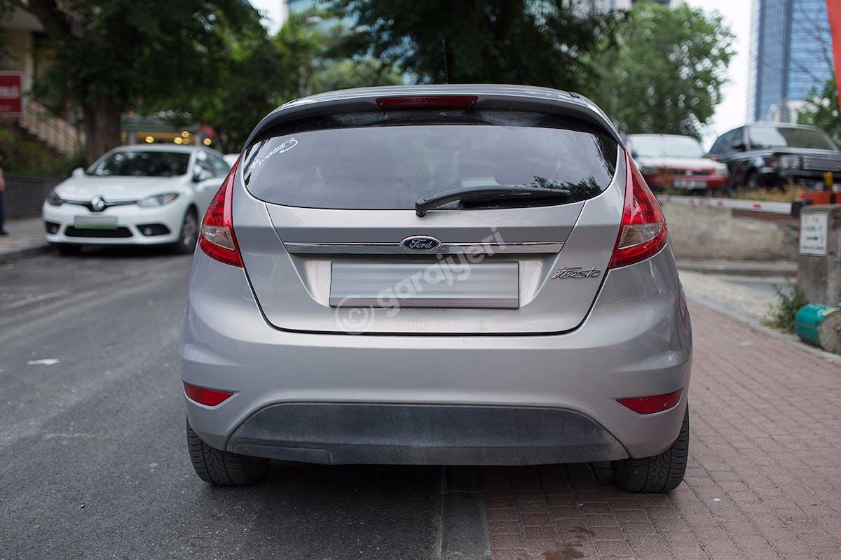 Ford Fiesta Şişli Kiralık Araç 5. Fotoğraf