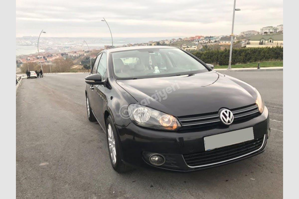 Volkswagen Golf Şişli Kiralık Araç 1. Fotoğraf