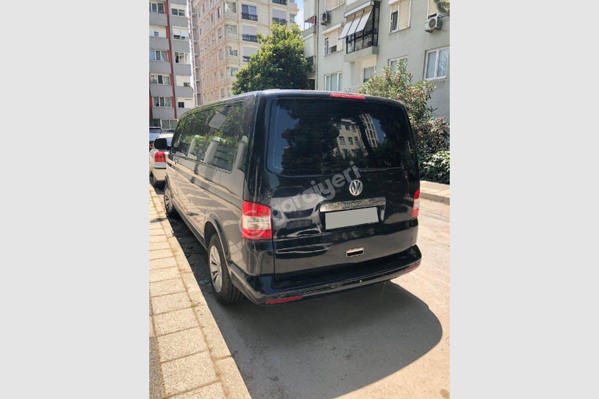 Volkswagen Transporter Pendik Kiralık Araç 2. Fotoğraf