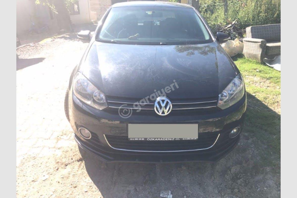 Volkswagen Golf Pendik Kiralık Araç 1. Fotoğraf