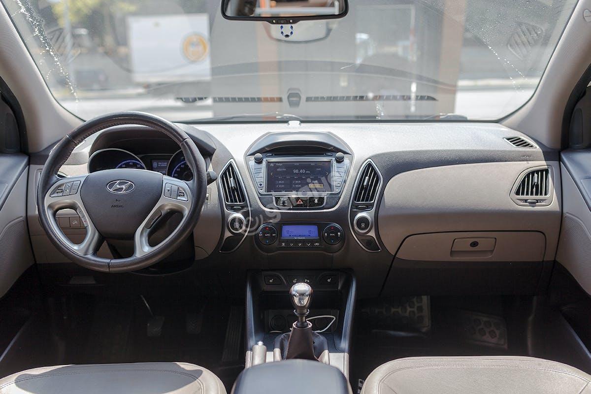 Hyundai ix35 Bakırköy Kiralık Araç 8. Fotoğraf