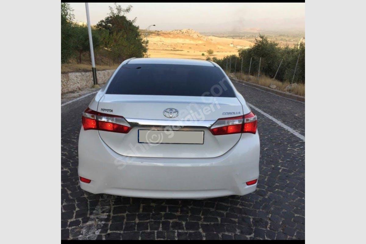 Toyota Corolla Sarıyer Kiralık Araç 2. Fotoğraf