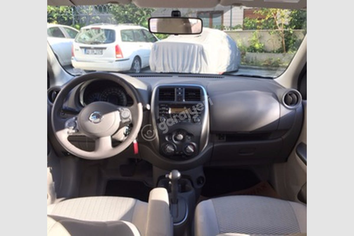 Nissan Micra Beşiktaş Kiralık Araç 5. Fotoğraf
