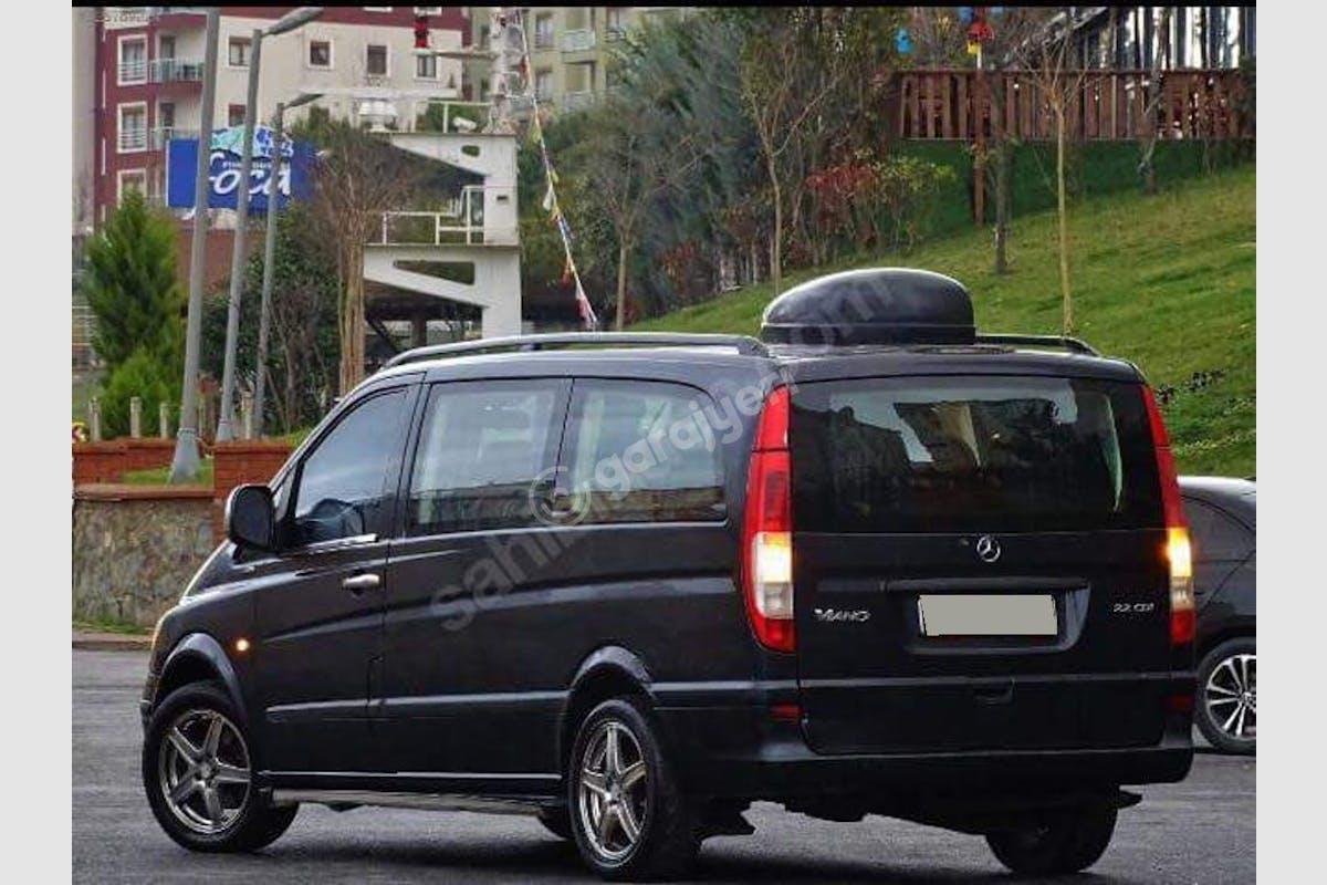 Mercedes - Benz Vito Buca Kiralık Araç 3. Fotoğraf