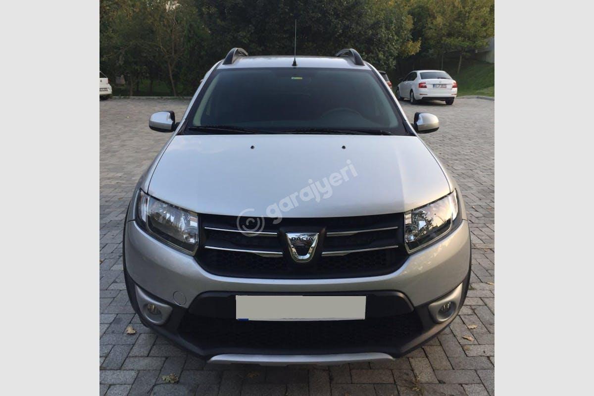 Dacia Sandero Stepway Şişli Kiralık Araç 1. Fotoğraf