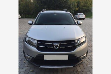 Kiralık Dacia Sandero Stepway 2014 , İstanbul Şişli