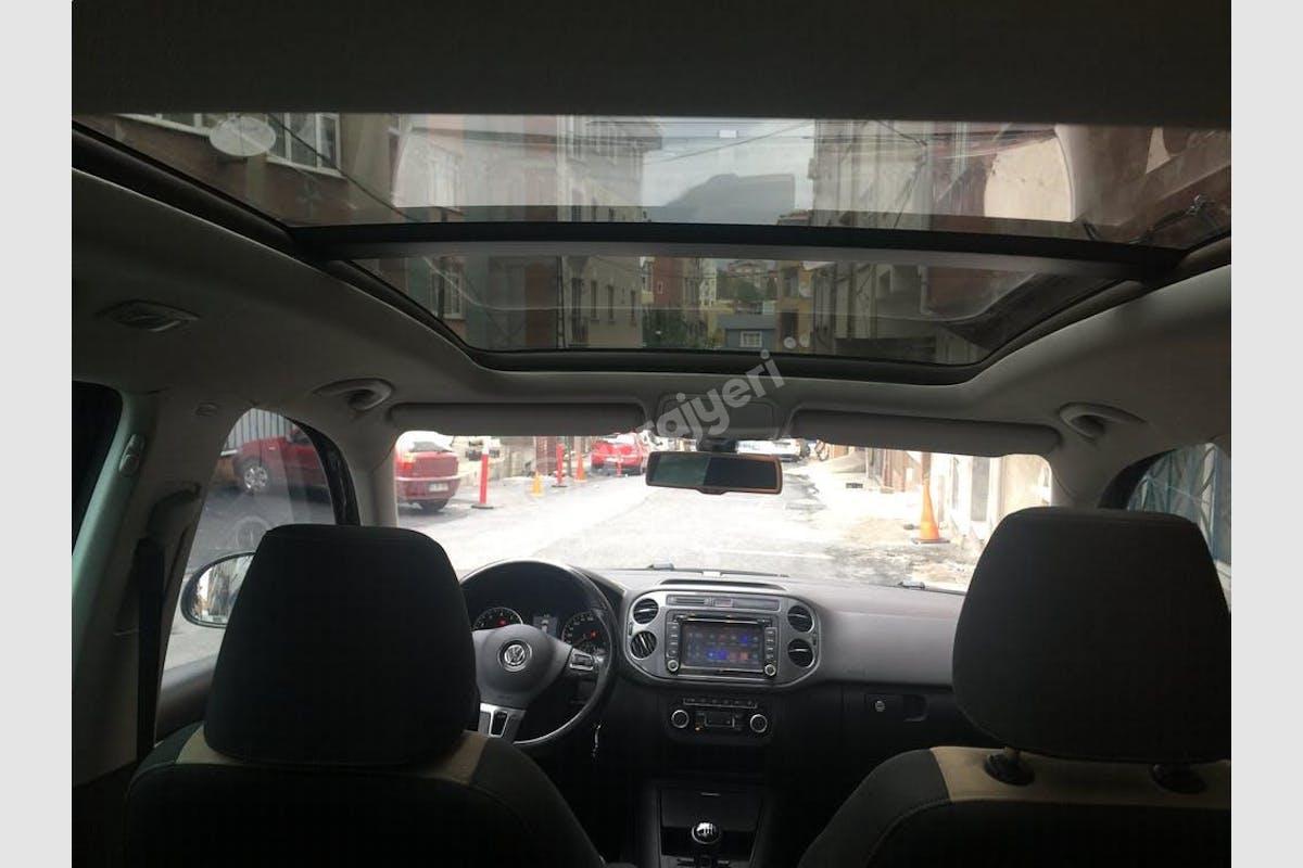 Volkswagen Tiguan Kağıthane Kiralık Araç 4. Fotoğraf