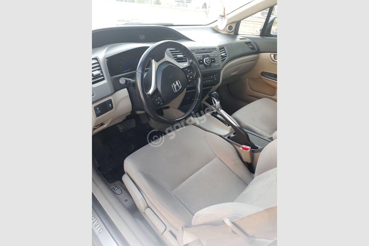 Honda Civic Sincan Kiralık Araç 2. Fotoğraf