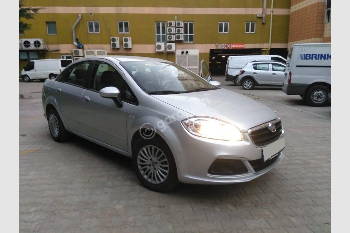 Fiat Linea Küçükçekmece Kiralık Araç 1. Fotoğraf