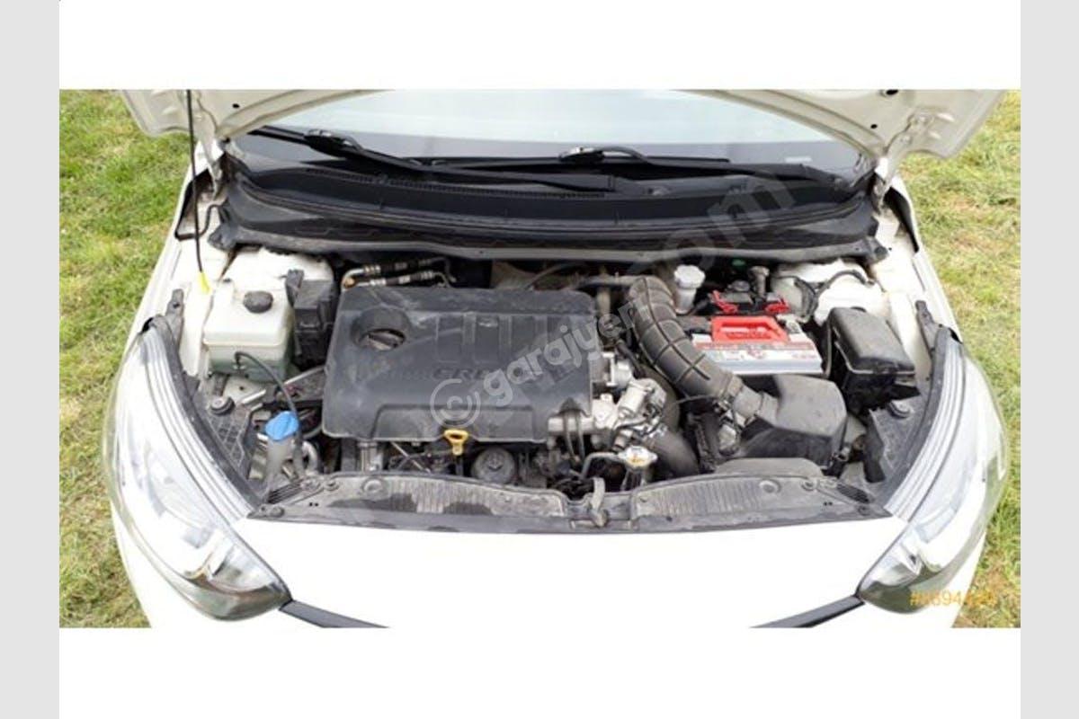 Hyundai i20 Keçiören Kiralık Araç 3. Fotoğraf