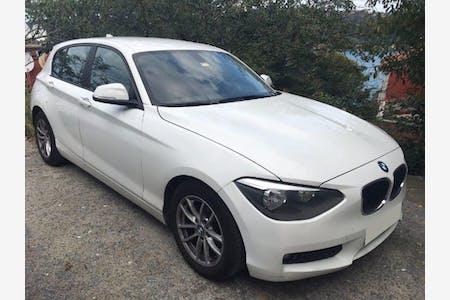 Kiralık BMW 1 , İstanbul Sarıyer