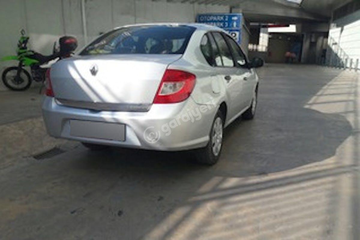 Renault Symbol Kartal Kiralık Araç 4. Fotoğraf