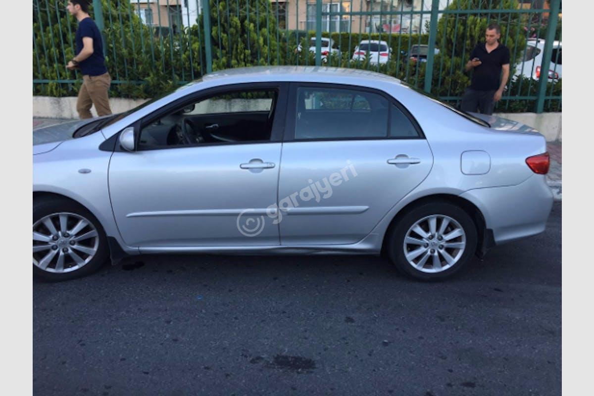 Toyota Corolla Küçükçekmece Kiralık Araç 3. Fotoğraf