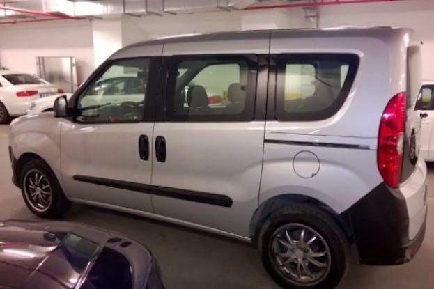 Fiat Doblo Kiralık Araç