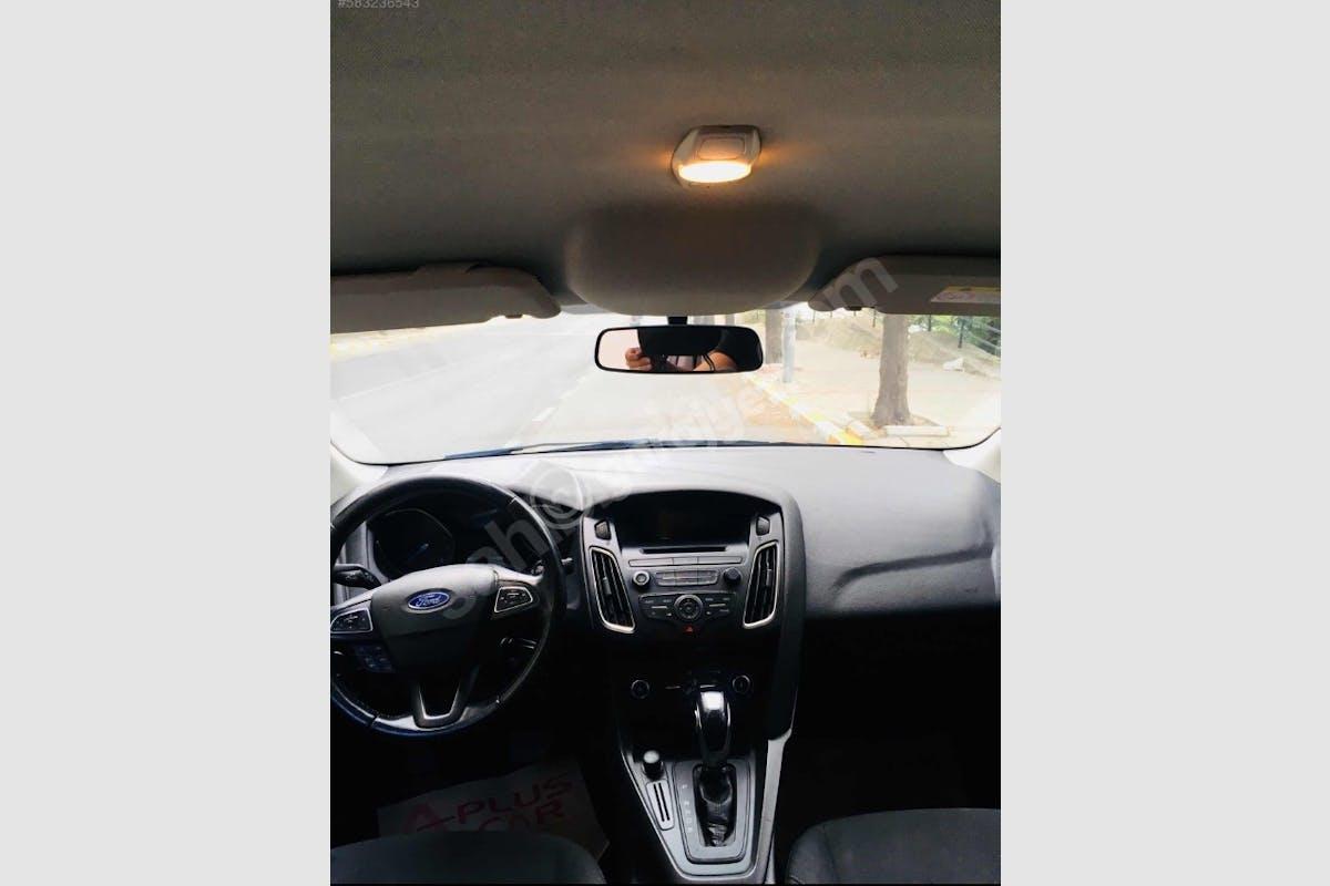 Ford Focus Buca Kiralık Araç 4. Fotoğraf
