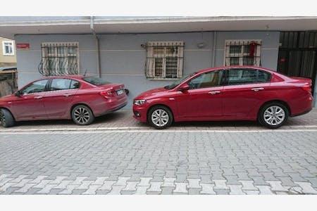 Kiralık Fiat Egea 2017 , İstanbul Beylikdüzü