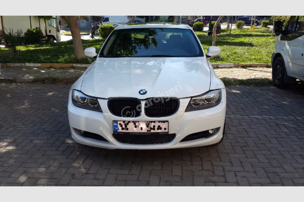 BMW 3 Buca Kiralık Araç 2. Fotoğraf