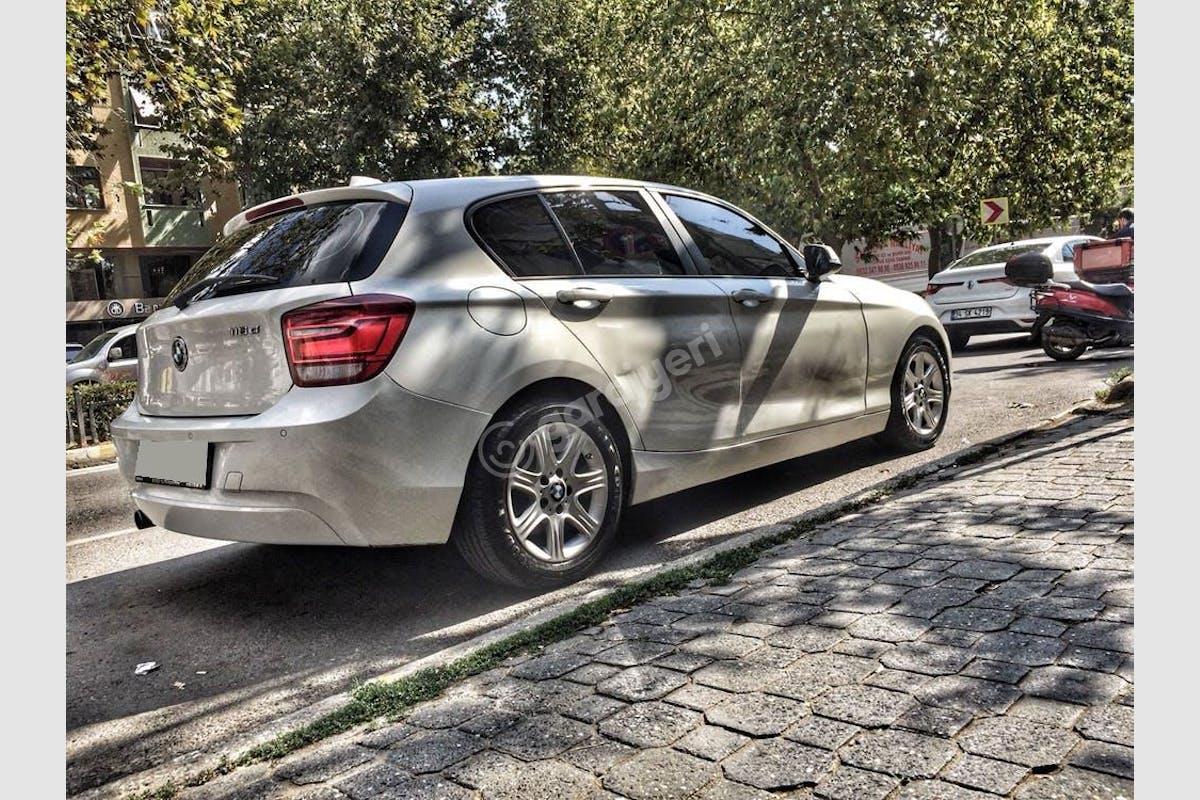 BMW 1 Maltepe Kiralık Araç 1. Fotoğraf