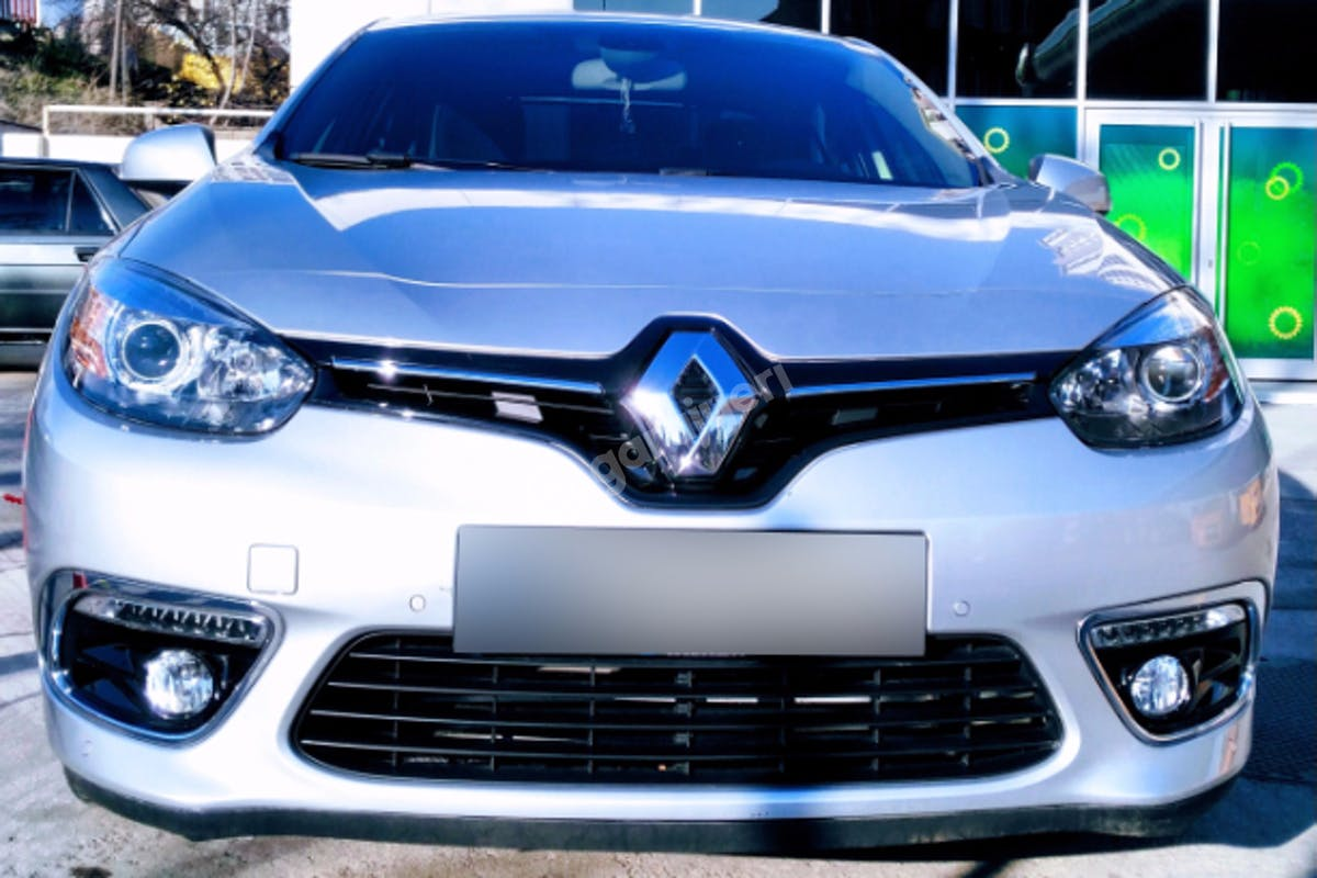 Renault Fluence Üsküdar Kiralık Araç 6. Fotoğraf
