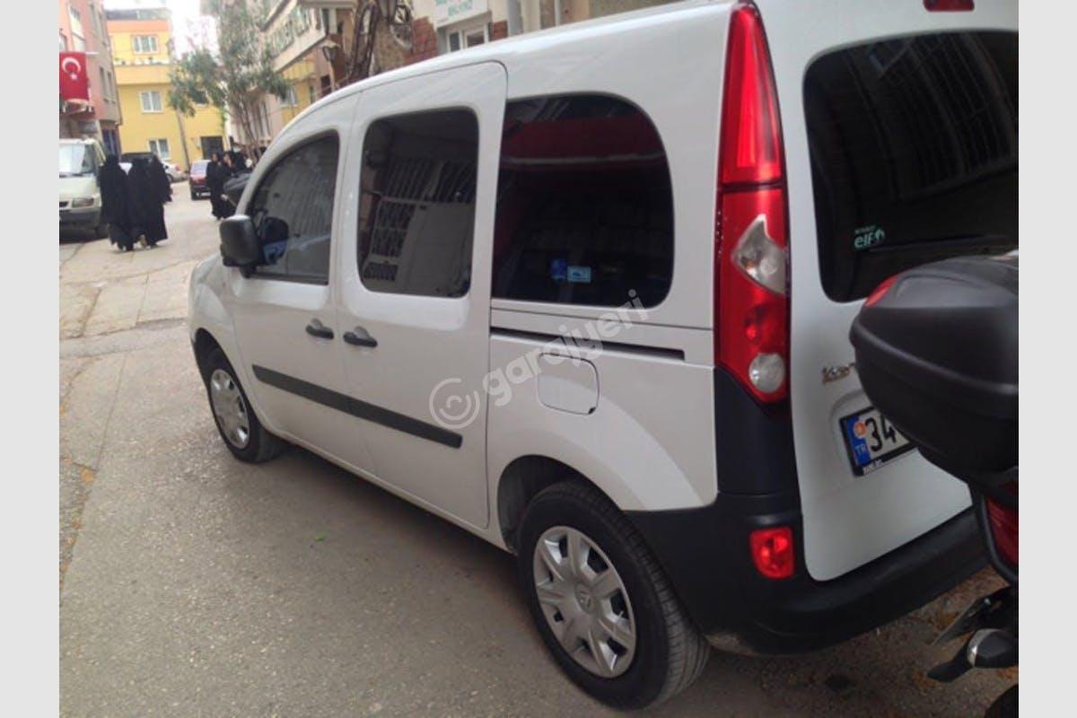 Renault Kangoo Bağcılar Kiralık Araç 2. Fotoğraf