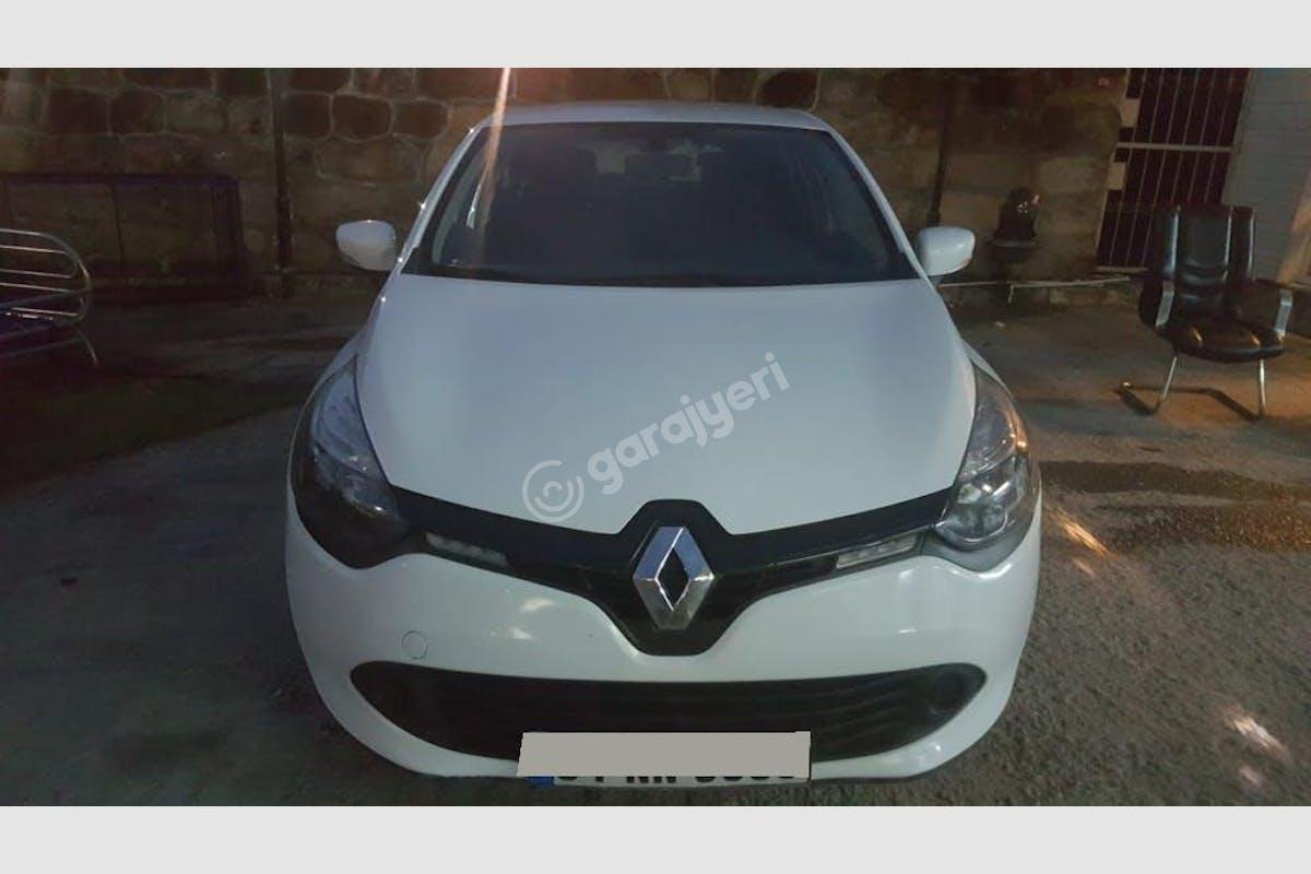 Renault Clio Gaziosmanpaşa Kiralık Araç 7. Fotoğraf